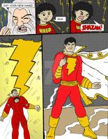 Shazam: First Storm part 11 of 16 by Selecthumor