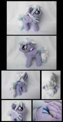 My Little Pony Cloudchaser Plush by Rainbow-Kite
