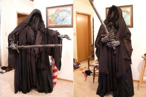 Halloween Nazgul by Realms-Master