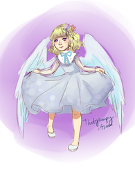 Cocoppaplay (character owned by sandra tails) by MonsieurPapillon