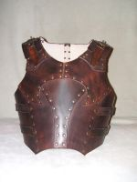 Leather armor by Karbanog