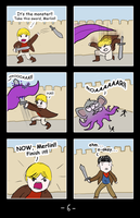 A typical Merlin episode - 6 by Xyrten