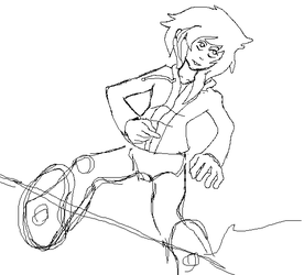 OC Asuka WIP by Chase850