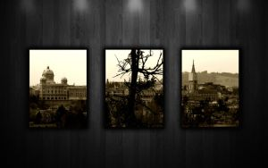 BERN 3-Divided Sepia by LeWelsch