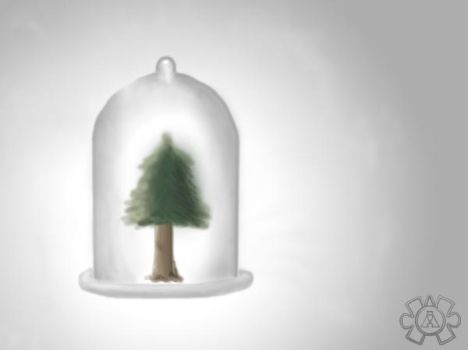 Proteccion Forestal ~ forest protection by Azielito