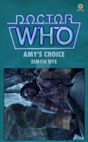 New Series Target Covers: Amy's Choice by ChristaMactire