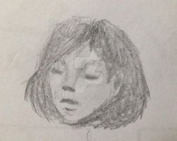Face quick sketch by swiftcross