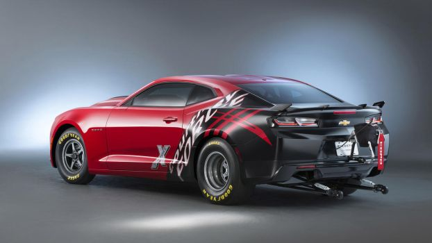 2016 Chevrolet COPO Camaro Review - Back by ROGUE-RATTLESNAKE