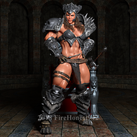 Playing With Elsie 191: Barbarian Queen by FireHonest942