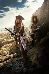 Pirates of the Caribbean: You Walk Like A Girl by behindinfinity