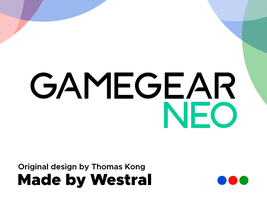 Game Gear Neo by LyricOfficial