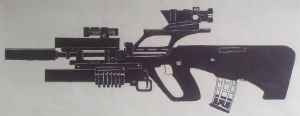 Styer AUG Concept by Panzer-13