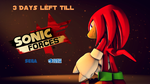 Countdown to Sonic Forces (Day 8) by G-ManMobius
