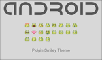Android Theme for Pidgin by hundone