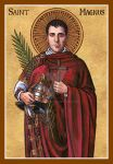 St. Magnus icon by Theophilia