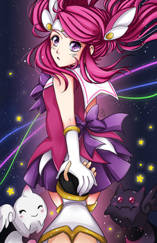 [F] Star Guardian Lux by AngelDranger