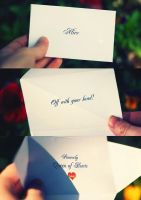 A Letter to Alice by Hikero