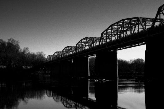 Reflections: Black and White by Photographiq