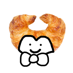 BENDY THE CROISSANT by DDRL15