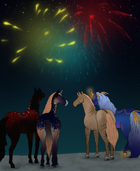 New Year, New Me by BlueFire-Phoenix