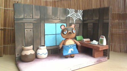 Tom Nook's Cranny - Animal crossing by pauline86