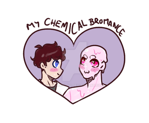my chemical bromance by REDHERRlNG
