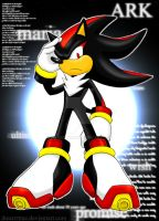 Shadow in Sonic Adventure 2 by ihearrrtme