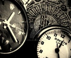 Clocks by Korni
