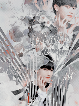 Oh ego dormio /Inseong pastel edit/ by madgarts
