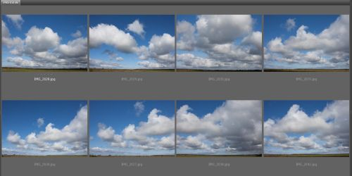 Clouds pack by ManicHysteriaStock