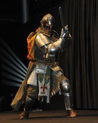 For Honor - Warden Knight - Cosplay by Carancerth