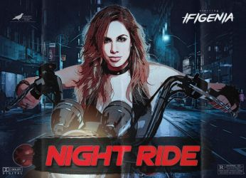 Night Ride by FrenchGentleman