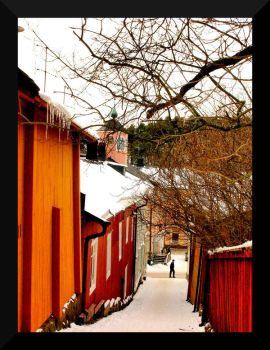 Finnish Fairy Tale Town by MaggieMay83