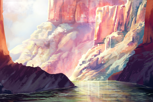 Canyon Bend + Video by Varrulin