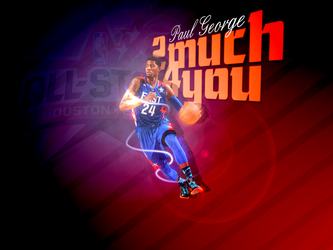 Wallpapers by 1madhatter on deviantart 1madhatter 0 0 paul george all star wallpaper by 1madhatter voltagebd Choice Image