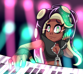 Cooking You With Spicy Beats! by TechnoGamerSpriter