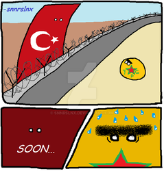 Turkish Armed Forces are coming for Syria again by snnrslnx