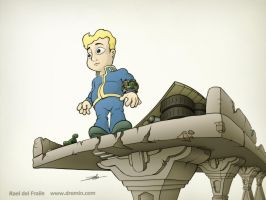 Fallout PipBoy by Dremin