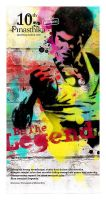 Pinasthika _be the legend_3 by rokkinvisual