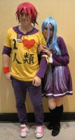 No Game No Life Cosplay by TeaBeeAdventures
