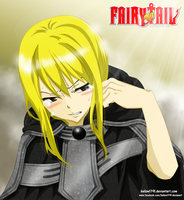 Lucy from future ~ fairy tail 312 by hallow1791