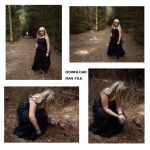 Forest Gothic 16 - set by xNatje-stock