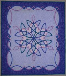 Celtic Quilt by Queenbear
