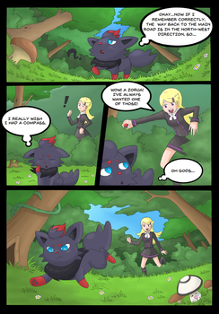 Hide and Seek with Cain Page 1/3 by Ninbikun