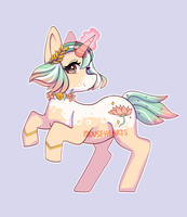 ADOPT [OPEN] Pony! - SET PRICE by Mousehearts