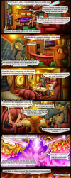 The Greater Flame #13: Princesses Unleashed by Bonaxor
