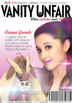 Vanity Unfair - Issue #9 - September 2014 by Py3rr