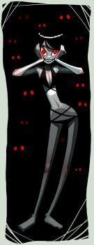 Slender Wo-Man by Drunken-Novice