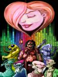 Monsters need love too by tronik808