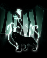Beast of the Petrified Forest by Demeritas